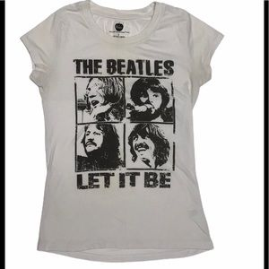 Apple Corps The Beatles Let It Be Graphic …